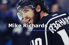Mike Richards #10