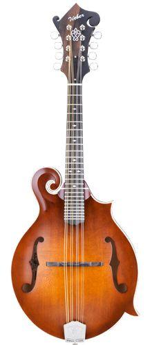 Mandolins, F Style Mandolins | Weber Fine Acoustic Instruments | Custom and Hand Made F Style Mandolins