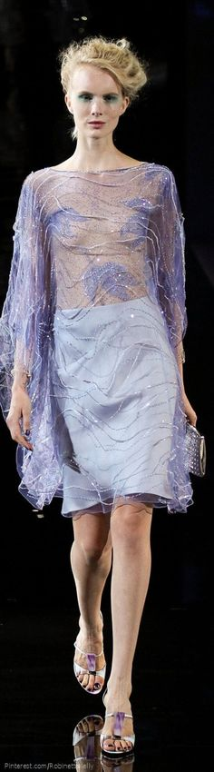 Giorgio Armani | S/S 2014 | The House of Beccaria~ Beautifuls.com Members VIP Fashion Club 40-80% Off Luxury Fashion Brands
