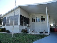 Recenlty Sold Manufactured Home 1994 Fleetwood 2 Beds Baths In Sun Country Mobile Park Tarpon Springs FL 34689