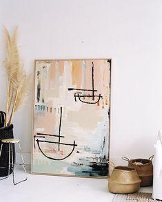 Custom piece for Joyce and Cameron in Sydney Abstract Canvas Art, Diy Art, Art Inspo, Collage Art, Modern Art, Art Projects, Art Prints, Wall Art, Artwork Above Bed