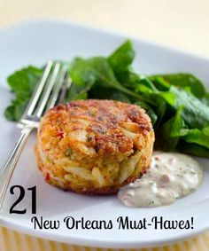 21 New Orleans Must-Haves!