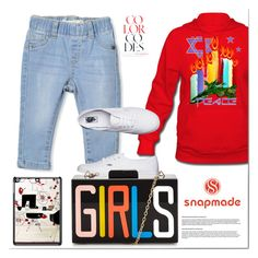 """Snapmade 9"" by soofficial87 ❤ liked on Polyvore featuring Eve Denim and Vans"