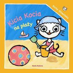 Kicia Kocia na plaży-Głowińska Anita Snoopy, Fictional Characters, Arosa, Fantasy Characters
