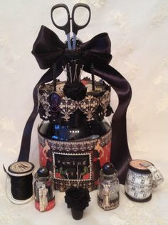Couture recycle sewing kit by Anne Rostad