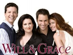 Nothing like a good episode of Will & Grace to make my day better :)
