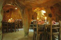 cave restaurants - Google Search