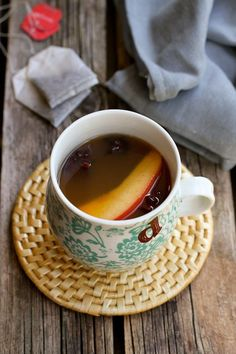 This Slow Cooker Chai Apple Cider puts a little spin on the classic fall beverage. Five minutes of prep time and your kitchen will smell like fall!