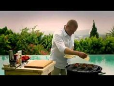Boerewors burger recipe from Heston and Waitrose World's Best Food, Good Food, Yummy Food, Chef Heston Blumenthal, Sausage Recipes, Cooking Recipes, South African Braai, Summer Dishes, Burger Recipes