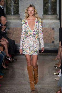 Pucci dress S/S 15