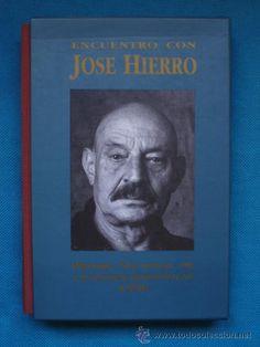 La tarde del jueves 3 de abril celebramos y leemos a José Hierro