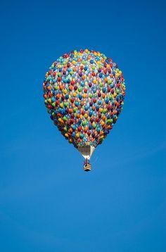 Bristol International Balloon Fiesta 2014 par Matt Bigwood sur Flickr.