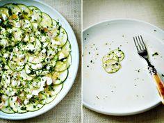 Zucchini Crudo | 35 Delicious Ways To Use Zucchini