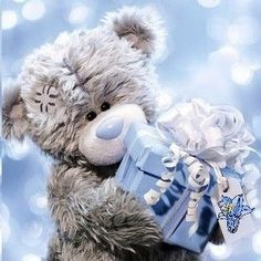 Florynda del Sol ღ☀¨✿ ¸.ღ ♥Tatty Teddy Anche gli Orsetti hanno un'anima…♥ Tatty Teddy, Teddy Bear Images, Teddy Bear Pictures, Photo Ours, Art D'ours, Teddy Beer, Cute Birthday Wishes, Blue Nose Friends, Love Bear