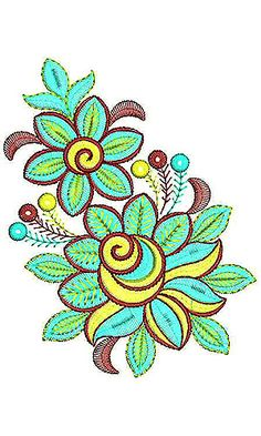 1921 Border Embroidery Designs, Embroidery Patterns Free, Embroidery Hoop Art, Free Machine Embroidery, Crewel Embroidery, Applique Designs, Textile Patterns, Brother Innovis, Computerized Embroidery Machine