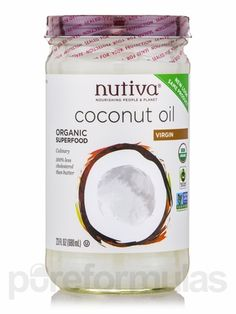 "$10.49 - 27oz coconut oil - best deal i've found for glass jars - free shipping! - organic -   sustainable **save 10% with ""take10"" coupon by july 25"