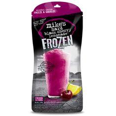mike's Hard Black Cherry Lemonade - FROZEN! YUM-O!!! Decimate summer drink!