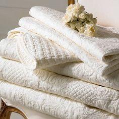 havana cotton bedspread by linens   notonthehighstreet.com
