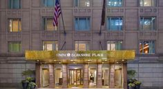 Omni Berkshire Place New York Within 2 blocks of Rockefeller Center and Radio City Music Hall, this family-friendly Manhattan hotel is 10 minutes from Central Park by foot. It features on-site dining and a sundeck.