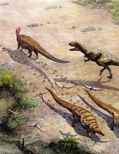 Lida Xing - The first evidence of a Dinosaur trackway in Tibet