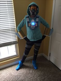 Tracer Cosplay, Overwatch, Athletic, Costumes, Zip, Jackets, Fashion, Down Jackets, Moda