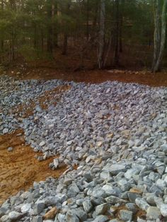 Riprap erosion control