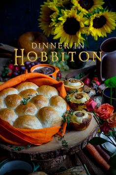 Hobbit Day Dinner Feast