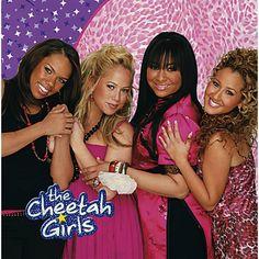 Download - CD - Trilha Sonora - The Cheetah Girls (2003) | Fulaninha Downloads