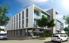 The Umhlanga Business Centre (Main entrance) Business Centre, Main Entrance, The Expanse, Maine, Coastal, Mansions, House Styles, City, Gallery