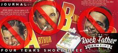 Four Years Ago Today, I Quit Smoking: Some Things Have Changed, Others Have Not... #StopSmoking #QuitSmoking