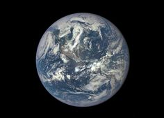 Deep Space Climate Observatory Captures EPIC Earth Image - SpaceRef