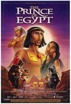 The Prince of Egypt - El príncipe de Egipto.