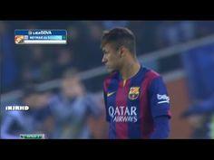 Neymar vs Real Sociedad • La Liga • 4/1/15 [HD]