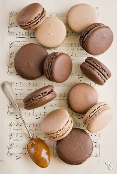 Sweet Tea Macarons ❤️