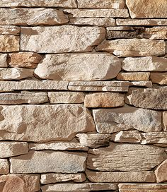 Natural Blend Ledgestone - Stone Veneer - Interior Stone - Exterior Stone - By Dutch Quality