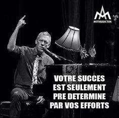 Les efforts mènent au succès #inspiration #motivation #entrepreneur #libre #independant #efforts #liberte #heureux #bonheur #heureuse #piano #riche #motivaddiction