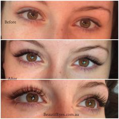 dramatic eyelash extensions before and after - Google ...