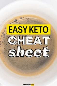 The BEST keto cheat sheet for dummies to get into ketosis and lose weight! Keto Diet Review, Keto Diet Plan, Macro Calories, Get Into Ketosis Fast, Keto Diet Breakfast, Diet Reviews, Keto Food List, Ketogenic Diet For Beginners, Nutrition Tips