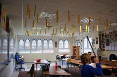 The Charming Classroom Harry Potter themed classroom.