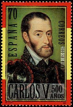 Carlos V - Espana