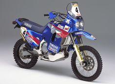 XTZ850R(1995 / Racing Machine)