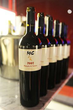 Marques de #Caceres Wine | Flickr - Photo Sharing!
