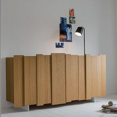 Amazing, elegant 'Patroclo' sideboard by Dall'Agnese