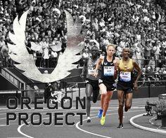 Rupp and Farah Nike Oregon Project