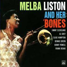 Melba Liston album cover.