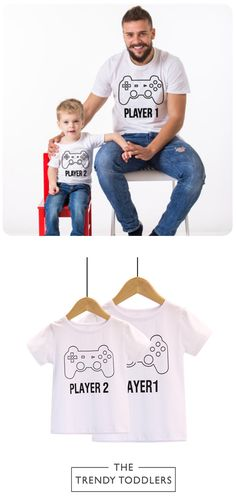 SALE 27% + FREE SHIPPING! SHOP Our  Father Son Outfit
