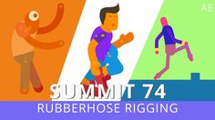 Summit 74 - Rubberhose Rigging - After Effects