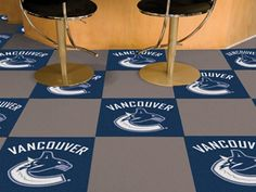 Use the code PINFIVE to receive an additional 5% discount off the price of the  Vancouver Canucks NHL Carpet Tiles at sportsfansplus.com