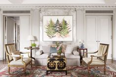 Michael S. Smith Renovates His Manhattan Penthouse : Architectural Digest