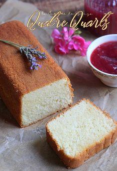 Quatre Quart Cake, Dessert Breton, Cornbread, Vanilla Cake, Coco, Banana Bread, Biscuits, Deserts, Diet